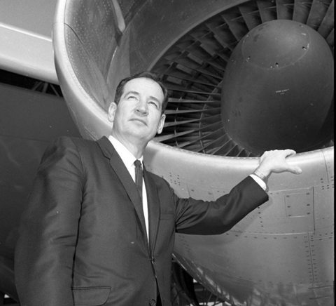 Father of the 747, Joe Sutter, Dies at 95