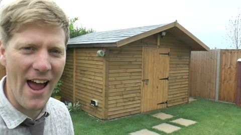 Every Backyard Deserves a Solid DIY Shed