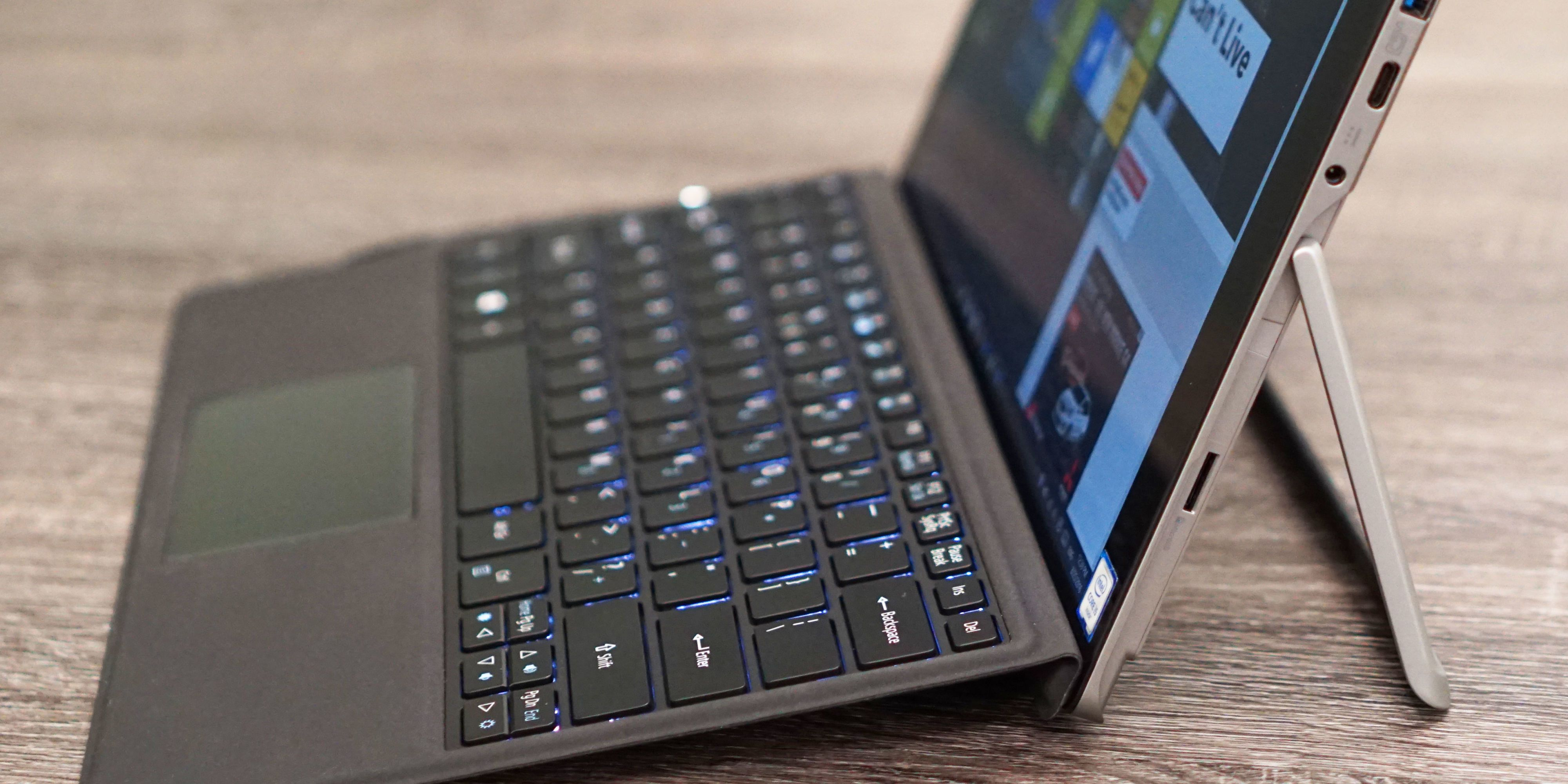 The Acer Switch Alpha 12 Is the Best 2-in-1 Notebook for the Price