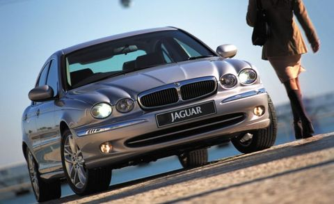 <p>At the turn of this century—much like today—Jaguar was a luxury brand with a great history but lousy sales. Looking at the market, it was clear that the entry-luxury segment was where the volumes lay, but Jaguar had no competitor in that field. With insufficient funds to tool up a compact, rear-drive chassis—or, since Jaguar was owned by Ford at the time, one might more accurately say, with insufficient will to spend the required funds—the company instead cast around for a suitable platform, settling on that of the European Ford Mondeo (our Ford Contour).</p>