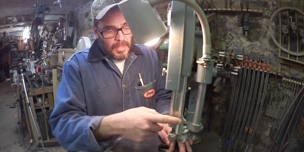 Jimmy Diresta's Top 5 Metalworking Tools