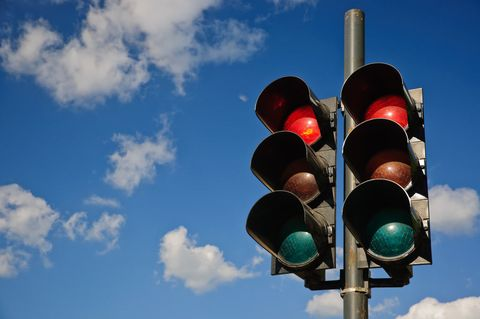 These Tricks Could Help You Turn Red Lights Green