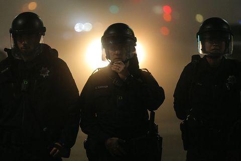 Oakland PD body cameras