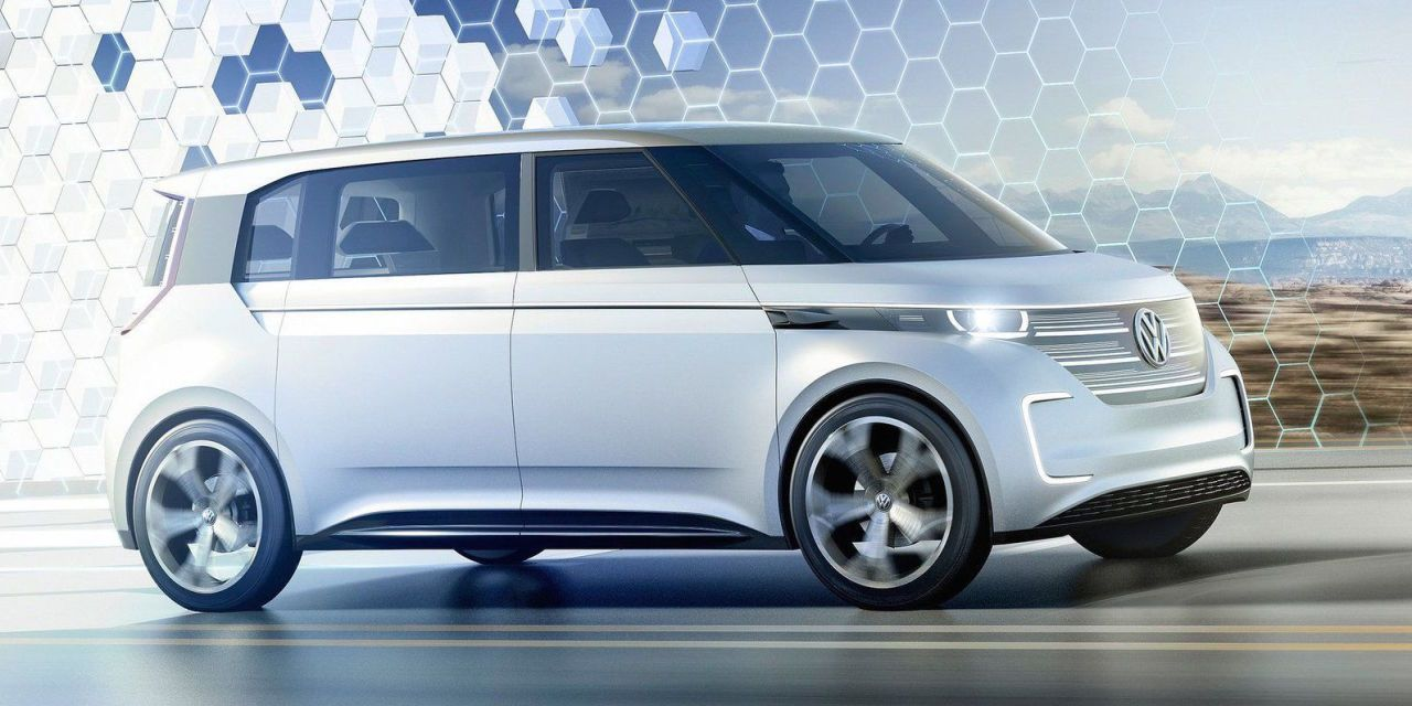 This Little Box Is Volkswagen's New Electric Car Concept