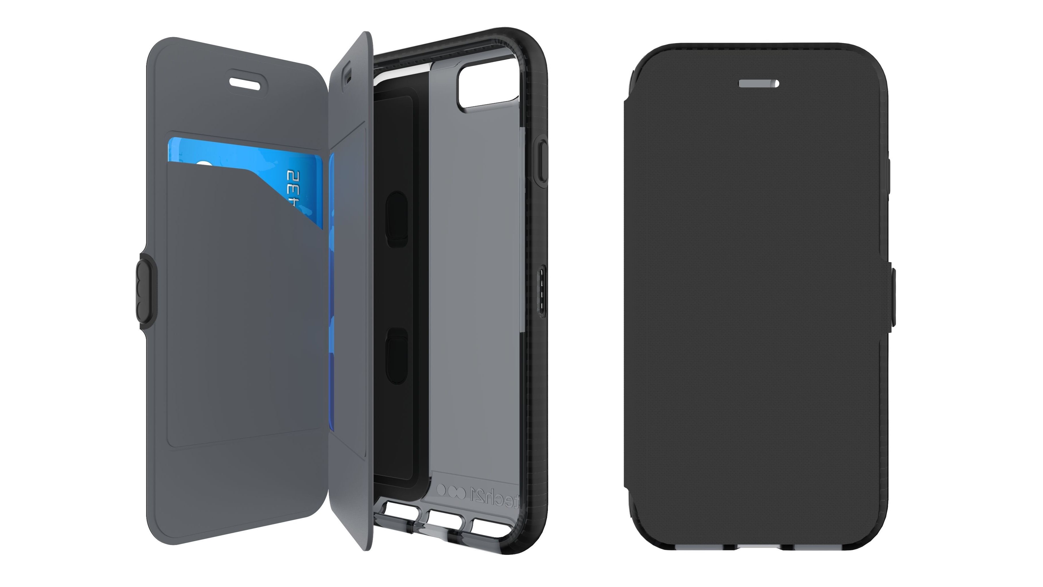 tech21 Evo Wallet Case for iPhone 7