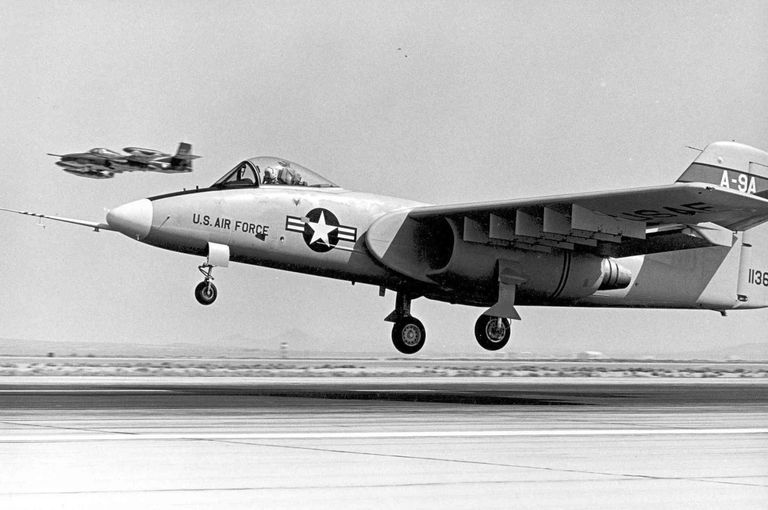 12 american fighter planes that werent the ya 9 was northrops response to the air forces late 1960s a x competition which called for a simple rugged low cost close air support jet designed publicscrutiny