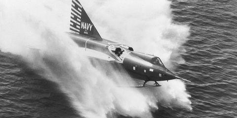 Airplane, Aircraft, Watercraft, Wave, Aviation, Naval architecture, Aerospace engineering, Aerospace manufacturer, Ship, Wind wave,