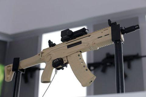Kalashnikov MA