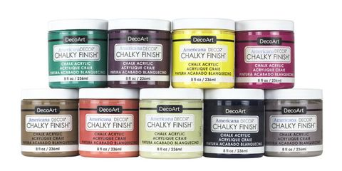 What's Chalky Paint and Why Is Everyone Talking About It?