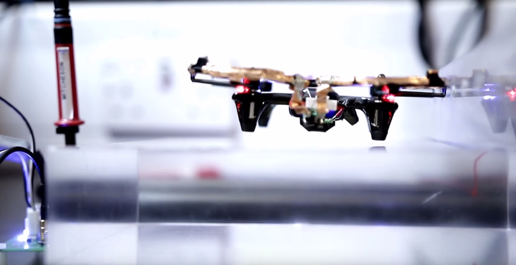 This Drone Could Fly Forever With Wireless Power