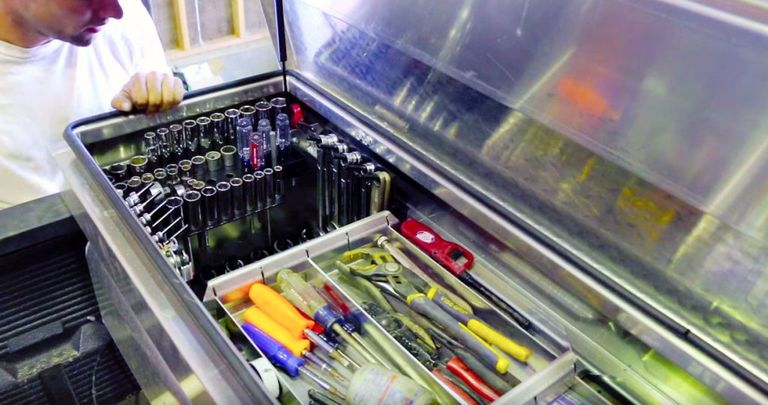How To Organize Your Truck Box For Easier Access To Tools