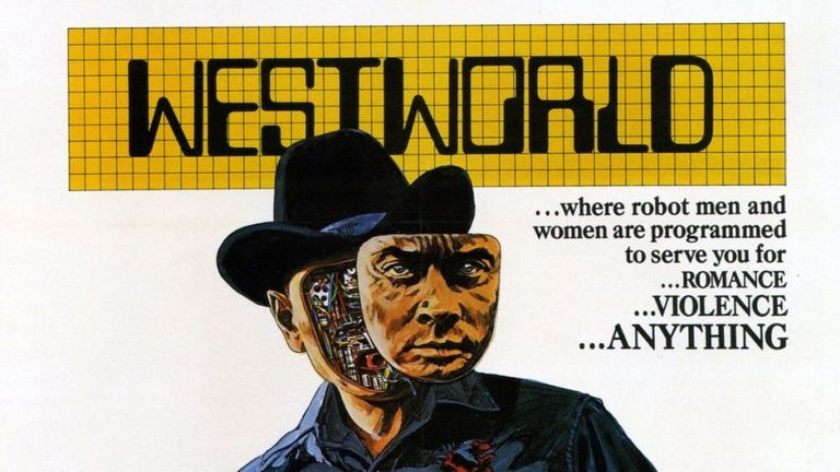 in november 1973 a 31 year old acclaimed sci fi author named michael crichton made his directorial debut with westworld the movie imagined a future in