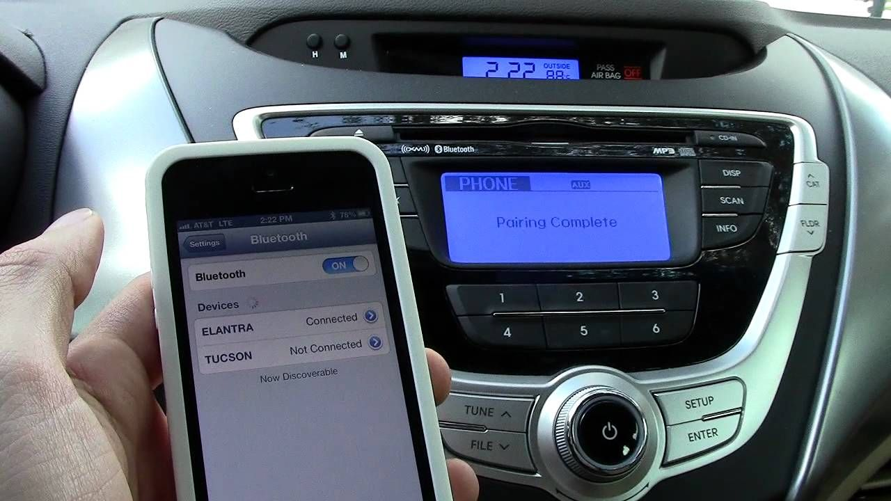<p>The significance of Bluetooth's wireless technology to the automobile industry wasn't completely apparent when it launched in the late 1990s. But by 2001 the company had its first in-car kit for talking on your phone hands-free. Today the technology is in just about every car and installed on just about every cell phone. It's so ubiquitous we rarely think about the fact that we didn't used to have it. But to legally talk on your phone in the car in at least 14 states, a hands-free connection must be established between the phone and the car. And Bluetooth is the way to make that happen. </p>