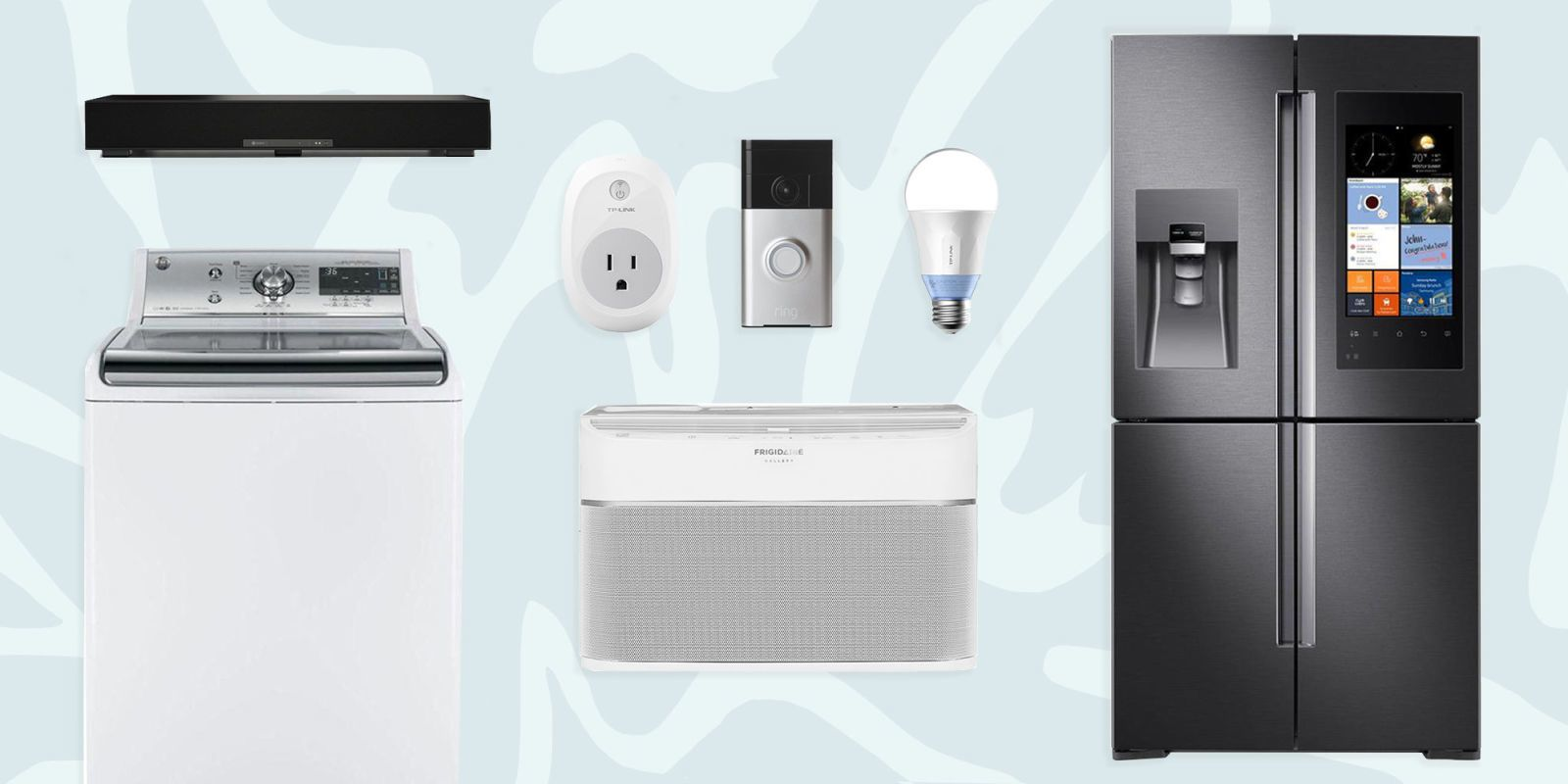 20 Cool Connected Tech Products for a Smarter Home