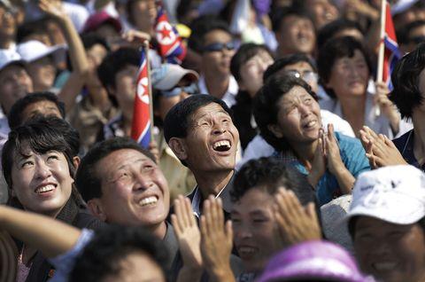 North Korean Air Show Shows Off Flight Skills, New Airport