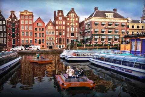 self driving boats