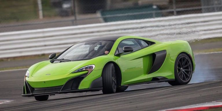 If Apple Is Interested in Buying McLaren, It's Not Because of Supercars