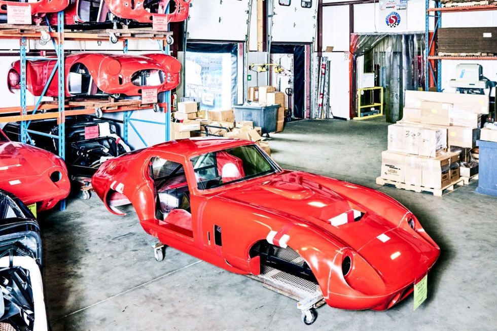 Image. Tony Luong. Think Of A Factory Five Kit Car ...