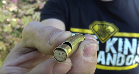 How to Make an Emergency Whistle from an Empty Shell Casing