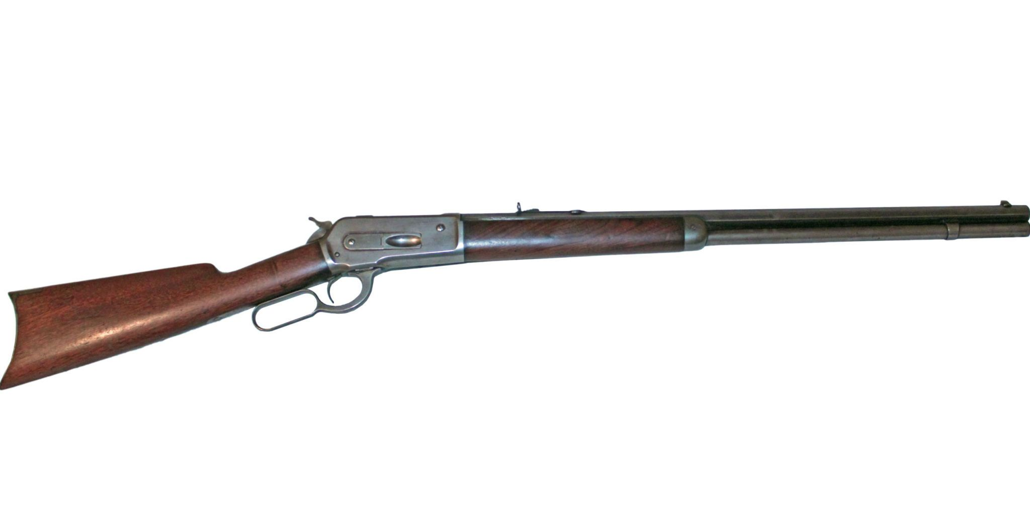 The Story of the Legendary Winchester Rifle