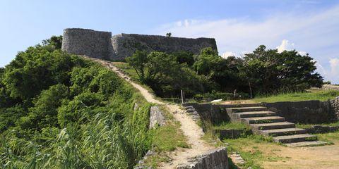 katsuren-castle