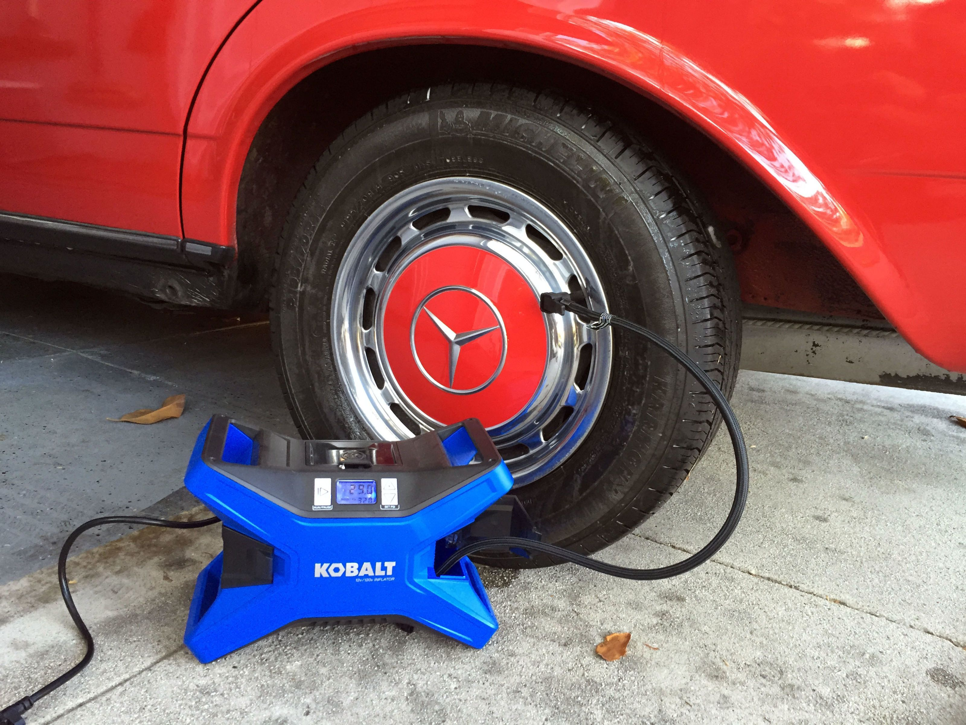 The Tool That Inflates Your Tires to the Perfect PSI Every Time