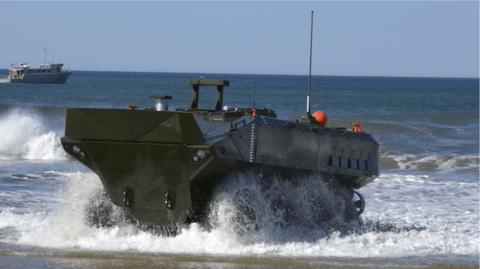 Watercraft, Water, Water resources, Boat, Landing craft, Horizon, Landing craft mechanized, Wave, Ocean, Ship,