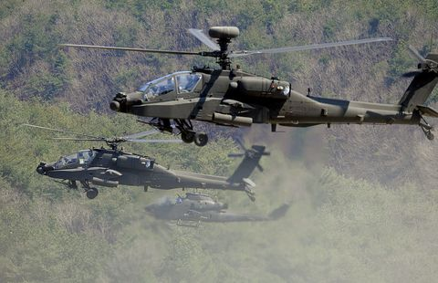 Is This The End Of The Line For The Apache Helicopter