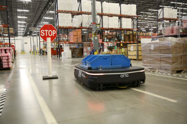 The First Fully Autonomous Vehicles Might Be In The Warehouse