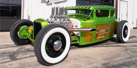 barrett jackson classic collector car auction las vegas 2016