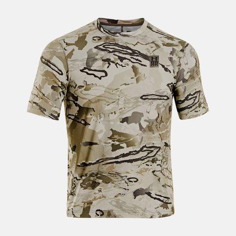 Under Armour Men's Ridge Reaper Camo Tech Shirt