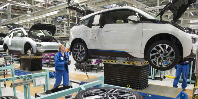Germany to Ban Internal Combustion by 2030