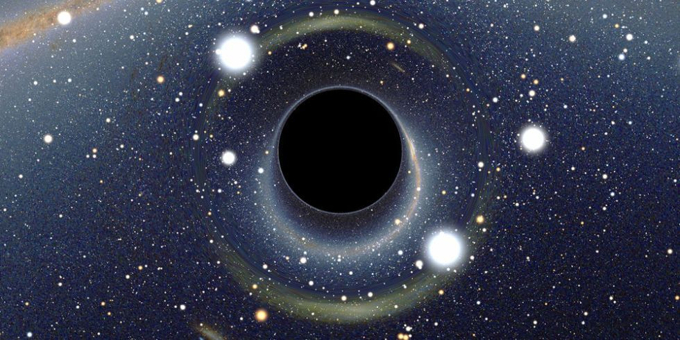 A Brief Explanation of Black Hole Physics