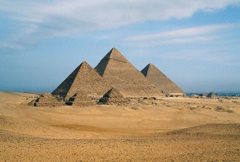 Giza's Great Pyramid Might Still Have a Few More Secrets
