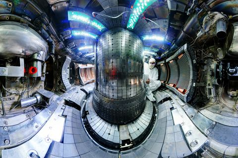MIT Nuclear Fusion Reactor