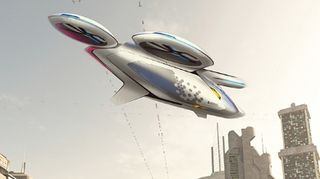 Airbus Announces Plan for a Vertical Takeoff Plane by 2020