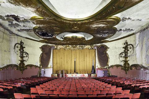Teatros abandonados