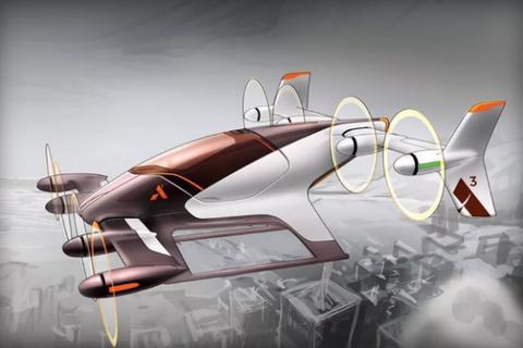Airbus Vahana
