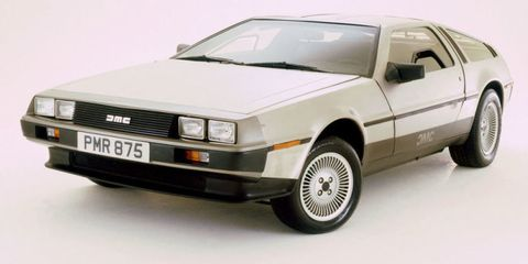 Here's How You Can Reserve a Brand-New Delorean