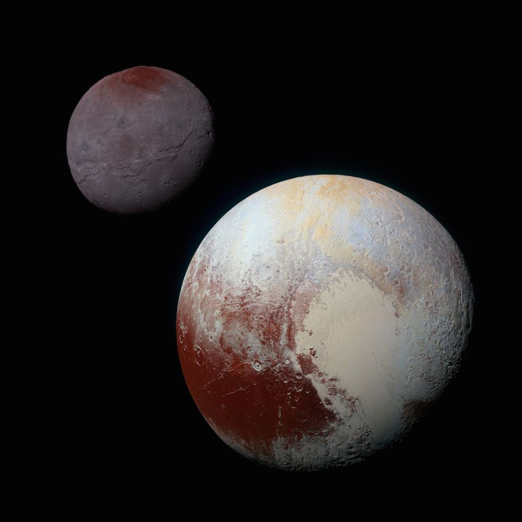More Than a Year Later, We Finally Have All the Data From the Pluto Flyby
