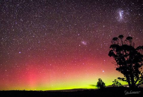 12 Dazzling Photos of This Week's Southern Lights