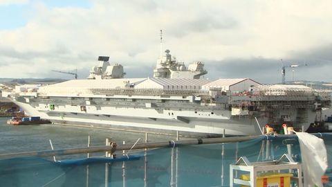 Watercraft, Waterway, Naval architecture, Boat, Dock, Passenger ship, Ship, Street light, Port, Naval ship,