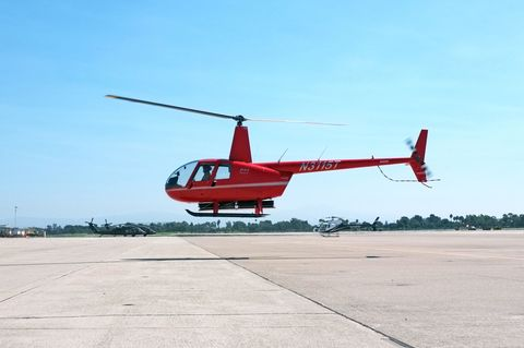 The First Electric Helicopter Will Carry Body Parts