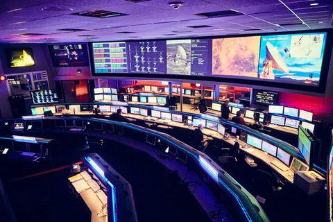 mars rover control room - photo #15