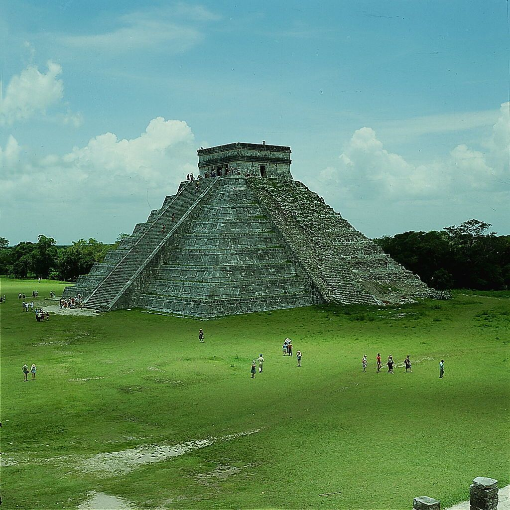 Hidden Structure Discovered Within Famous Mayan Temple