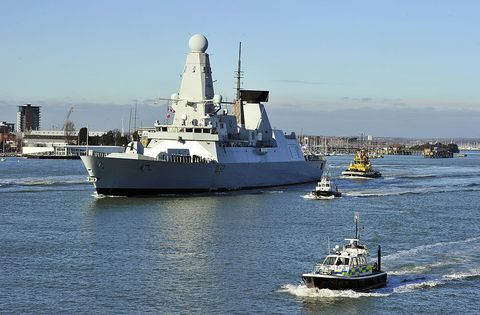 Watercraft, Boat, Water, Waterway, Naval architecture, Ship, Naval ship, Navy, Destroyer, Guided missile destroyer,