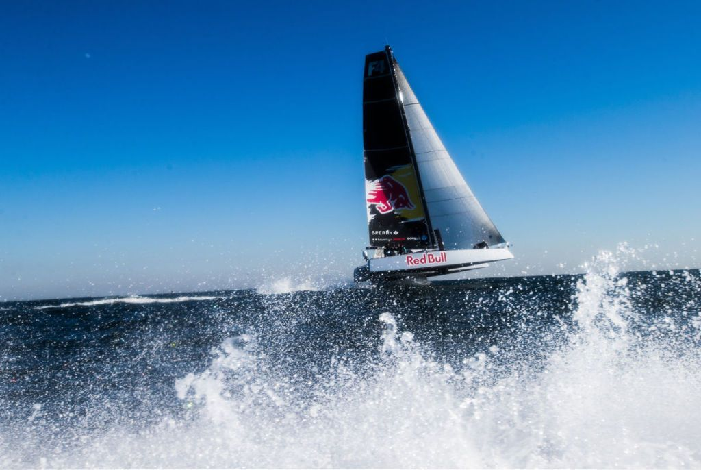 How a Ridiculous Racing Boat Survived 660 Miles of Open Ocean