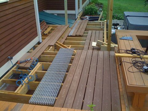 How To Build A Deck In Your Backyard Easy Building Plans