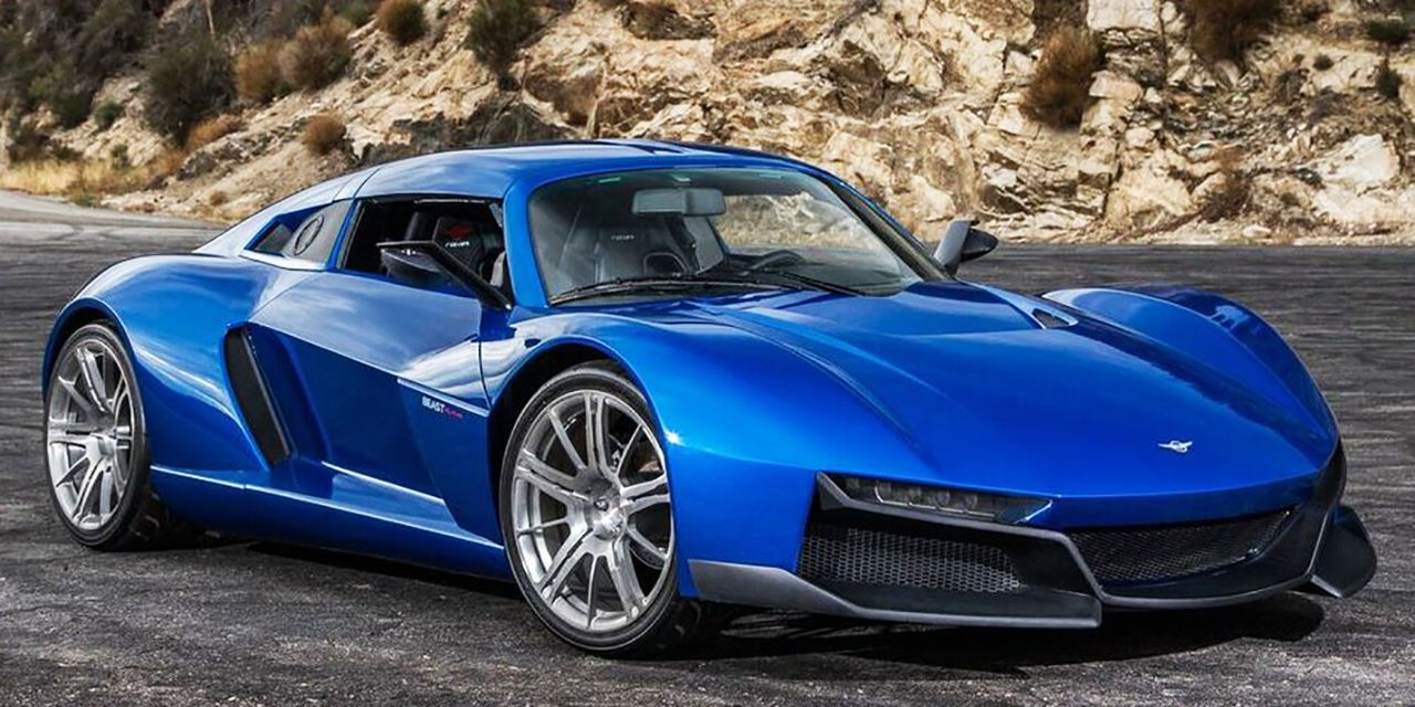 10 Cool New Cars From the 2016 Los Angeles Auto Show