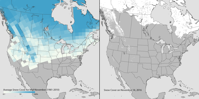 Average Yearly Snowfall In The USA By County OC X Record - Us snow cover map weather com